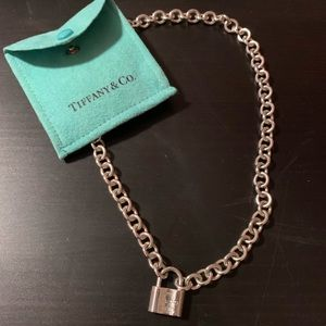 RARE! Tiffany & Co. 1837 Solid Silver 925 Necklace